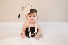Baby Photoshoot 6 Month Girl New Ideas Baby Kostüm, Baby Kind, My Baby Girl, Baby Love, Baby Girl Photos, Cute Baby Pictures, Newborn Photos, Girl Pics, Trendy Baby