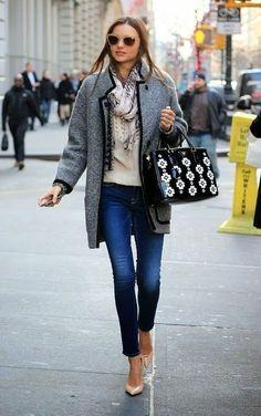 Inspiration by... Miranda Kerr  #inspiration #mirandkerr #fashion  http://www.secondskinstyling.com/2014/07/inspiration-by-miranda-kerr.html