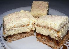 Romanian Food, Romanian Recipes, Cheesecakes, Sandwiches, Sweets, Lunch, Candy, Cooking, Healthy