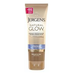 Best Drugstore Beauty Buys: Jergens Natural Glow Firming Daily Moisturizer