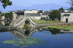 Ancient Villages in Southern Anhui – Xidi and Hongcun, China