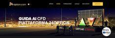 24option CFD: guida alla piattaforma di trading Metatrader 4 - opzione binaria europea