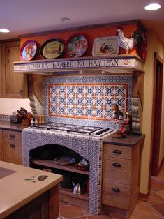 Kitchen Southwestern Design, Pictures, Remodel, Decor and Ideas - page 5