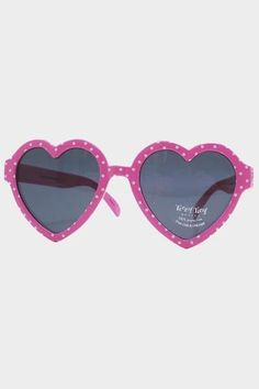 KIDS CHILDRENS RETRO Style SUN GLASSES Upside Down Gold Frame Pink /& Blue Lens