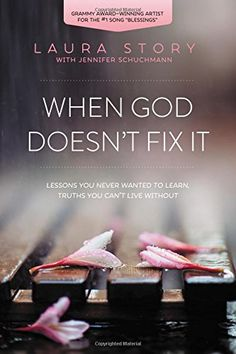 When God Doesn't Fix It: Lessons You Never Wanted to Learn, Truths You Can't Live Without by Laura Story http://www.amazon.com/dp/0718036972/ref=cm_sw_r_pi_dp_BJpXvb1N58ZKV