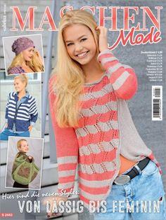 Sabrina Special - Maschen-Mode S2443 | Martinas Bastel- & Hobbykiste