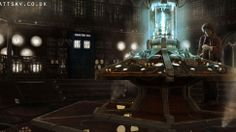 The Astoundingly Brilliant Doctor Who Art of Matthew Savage