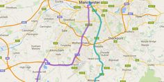 - Sick of traffic? This site shows how slow your journey would have been in 1945