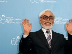 """Come il protagonista del suo ultimo film (""""S'alza il vento"""", a maggio in Italia, in corsa per l'Oscar) avrebbe voluto fare il pilota d'aerei:"""