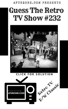 #afunzone #TV #Vintage #Television #Retro #Classic #Black & #White #Puzzle #syndicated #American #GameShow #Quiz #1950s Vintage Television, Classic Tv, 1950s, The Past, Tv Shows, Puzzle, Black White, Game, Retro