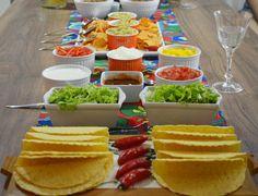 Resultado de imagem para comida mexicana