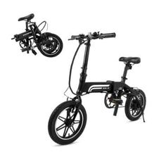 SwagCycle Pro Lightweight and Aluminum Folding EBike with Pedals, Power Assist, and Lithium Ion Battery; Electric Bike with 14 inch Wheels and Hub Motor, Black Foldable Electric Bike, Electric Bike Review, Electric Cycle, Best Electric Bikes, Folding Electric Bike, Cheap Electric Bike, Electric Trike, Electric Motor, Electronic Bike