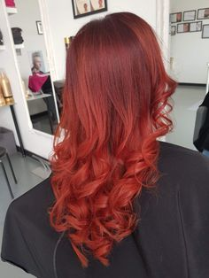 Red Ombre ❤