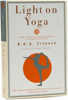 One of the must read yoga books is 'Light on Yoga' which is considered the 'bible' of yoga. For a review of additional must read books click here.