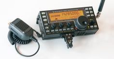 And an Elecraft KX3 SDR Hybrid radio, for all of your ham wants.