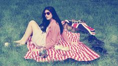 #Picnic #outfits for the social #woman. #fashion #style #clothes #dress http://ecosalon.com/5-pretty-picnic-outfits-to-turn-heads-this-summer/