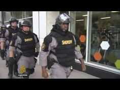 Protests against police killing continue in Charlotte