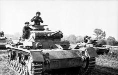 German Panzer Tank III