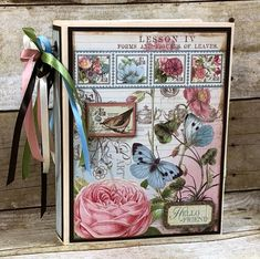 Walk-through videos of my fun, easy-to-make, MiniBooksRMe scrapbooking & paper crafting projects! Fully detailed digital tutorials for these projects are ava. File Folders, Photo Journal, Class Projects, Graphic 45, 5 Minute Crafts, Scrapbook Paper, Mini Albums, My Etsy Shop, Channel