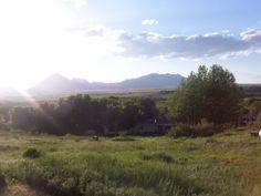 La Veta, Colorado.
