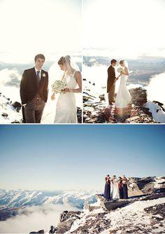 bottom picture. omg. new zealand wedding.