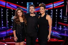 the voice top 3!!