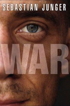 """""""War"""" by Sebastian Junger"""