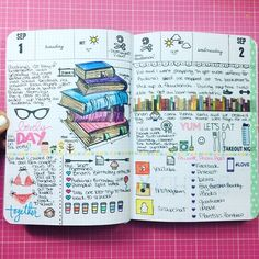 Fauxbonichi Flip Through and ListersGottaList Fauxhobonichi Hobonichi