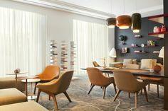 Le Méridien // Kollektion – ZEITRAUM Furniture MORPH LOUNGE by Formstelle