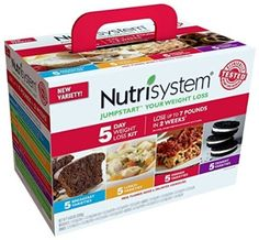 Nutrisystem ® Jumpstart 5 Day Weight Loss Kit - For Sale Check more at http://shipperscentral.com/wp/product/nutrisystem-jumpstart-5-day-weight-loss-kit-for-sale/
