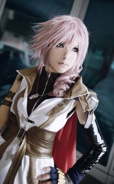 Lightning(FINAL FANTASY XIII) | Chun - WorldCosplay
