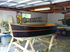 Plans for building one kids single boat bed. For more details and description on this product visit The Wooden Boat website at   http://www.woodenboat.com/cradle-boats Please send us pictures of...