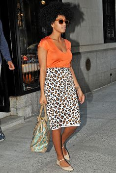 Style Spotlight: Solange Knowles