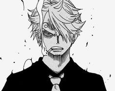 sanji one piece One Piece Comic, One Piece Anime, Sanji One Piece, One Piece Fanart, Manga Anime, Manga Art, Chuck Norris, One Piece Tumblr, Sailor Moon Quotes