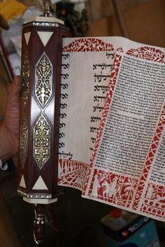 Papercut Megillah