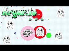 Agar.io #1 : SOLO TEST GAMEPLAY - YouTube