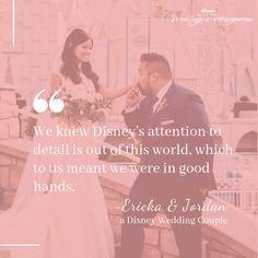 Disneyland Wedding Spotlight: Ericka and Jordan Wedding Advice, Wedding Couples, Our Wedding, Dream Wedding, Wedding Ideas, Grand Californian, Sand Ceremony, Lasting Love, Girl Names