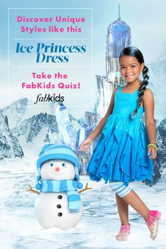 Shop online for cute kids clothes and shoes with FabKids. FabKids delivers high quality, ready-to-play boys and girls clothing & shoes every month! Frozen Theme Party, Frozen Birthday Party, Unique Outfits, Kids Outfits, Incredible Kids, Divas, Dresses With Leggings, My Little Girl, Sewing For Kids