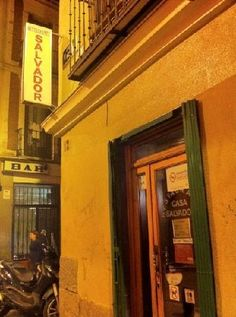 Restaurante Casa Salvador. Barbieri, 12 in Madrid. Rec'd by Anthony Bourdain.