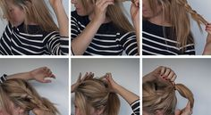 15 Very Amiable And Very Simple DIY Hairstyle Tutorials — Nadyana Magazine