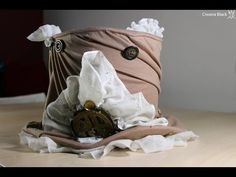How To Make A Top Hat, DIY Steampunk Tutorial - YouTube