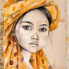sweetdood: A la découverte de Stéphanie Ledoux, artiste globe-trotteuse...