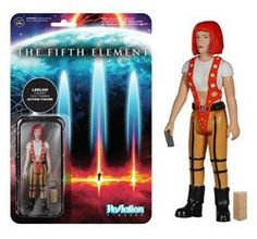 REACTION: THE FIFTH ELEMENT - LEELOO