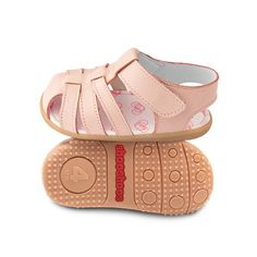 Dětská obuv Shooshoos Peach Fuzz Boty Pro Miminka aa5f02ab7d