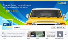 Capa Fan Page CarMax