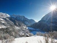 #Sölden - das Tor zur Winterwelt im Ötztal. #Skiurlaub in #Sölden  - #Skiing in Sölden #Austria