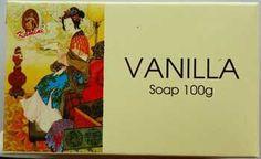 100g Vanilla soap