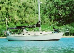 Spend some time in retirement on a sailboat, a lot of time