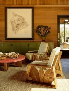 This complex in Hawaii was modelled on a summer camp, where Walker Warner Architects has spread out living spaces across a series of cabins on the site Hawaiian Home Decor, Hawaiian Homes, Tropical Home Decor, Tropical Interior, Interior Exterior, Interior Design, Modern Interior, Tropical Furniture, Bungalow Interiors