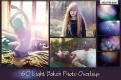 Best 60 Sunlight Bokeh Overlays CreativeWork247 - Fonts, Graphics, Themes, ...